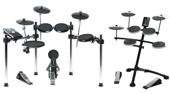 Budget Electronic Drum Sets