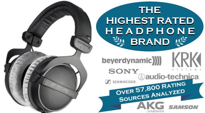 Best Headphone Brands The Musician Perspective Gearank