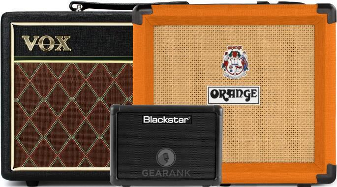 The Highest Rated Combo Guitar Amps Under $100