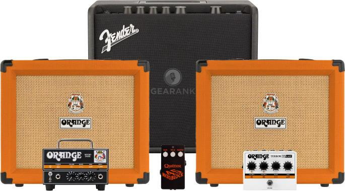 The Highest Rated Guitar Amps Between $100 & $200