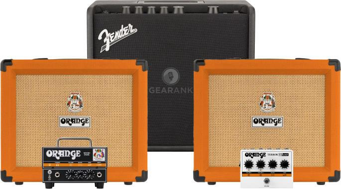 The Highest Rated Guitar Amps Under $200