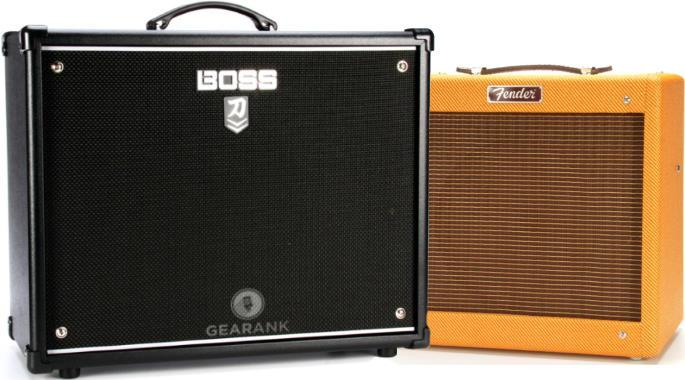 The Highest Rated Guitar Amps Under $500