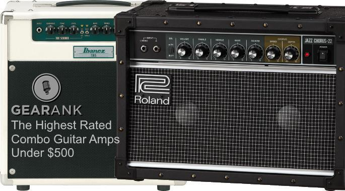 Best Guitar Combo Amp Under 500 : the best guitar amps under 500 combo 2019 gearank ~ Russianpoet.info Haus und Dekorationen