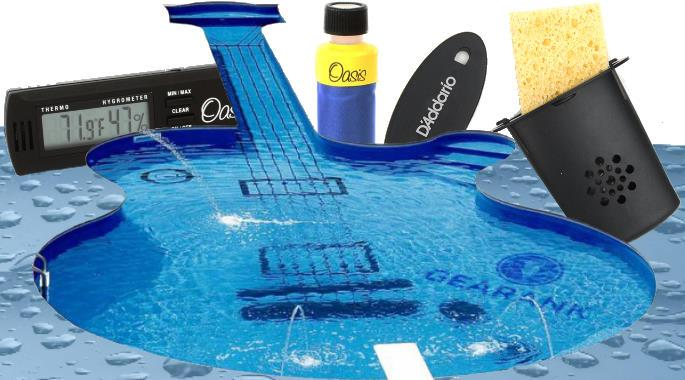 The Highest Rated Guitar Humidifiers & Case Hygrometers