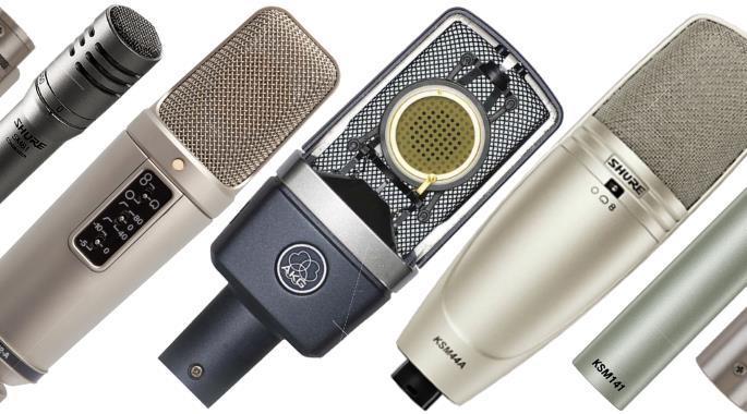 The best guitar mics