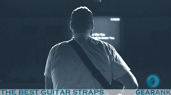 The Best Guitar Straps - Gearank