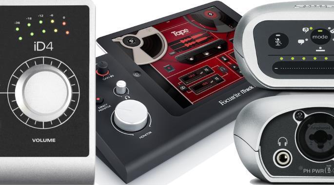 iPad Audio Interfaces