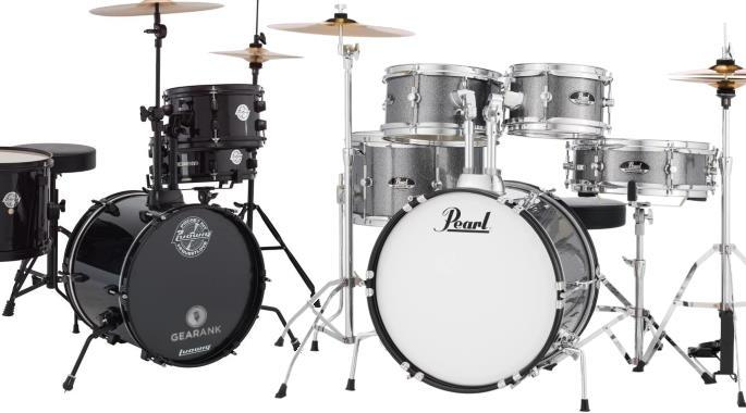 The Highest Rated Junior Drum Sets