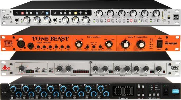 The Best Microphone Preamps - All Prices up to $1000 - 2018 | Gearank