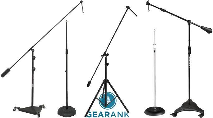 The Highest Rated Mic Stands