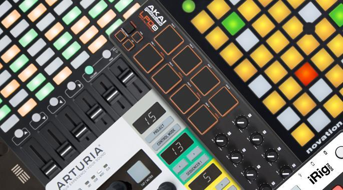 MIDI Controller Pads
