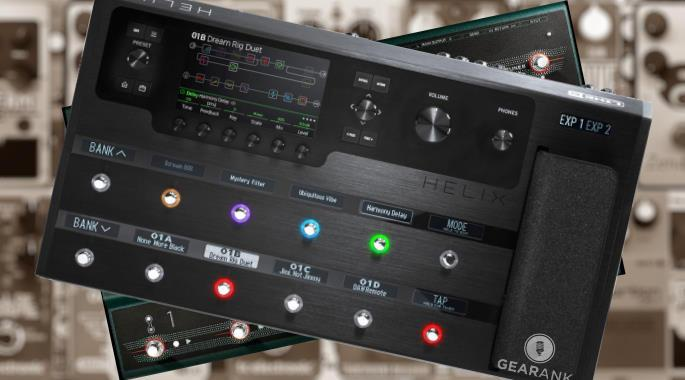 The Highest Rated Guitar Multi Effects Pedals