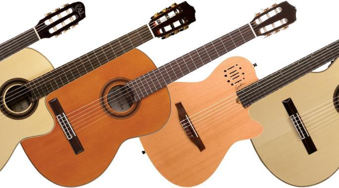 the best classical nylon string guitars 140 to 1000 gearank. Black Bedroom Furniture Sets. Home Design Ideas