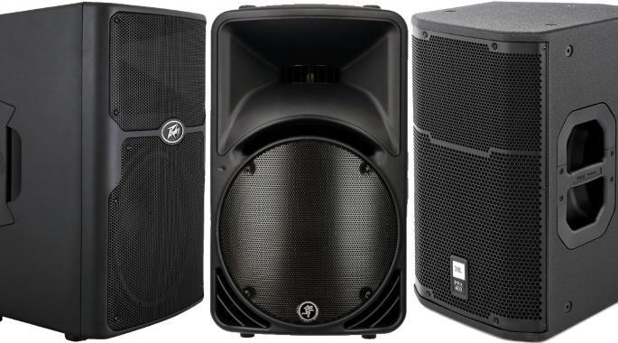 the best passive pa speakers under 1000 2018 gearank