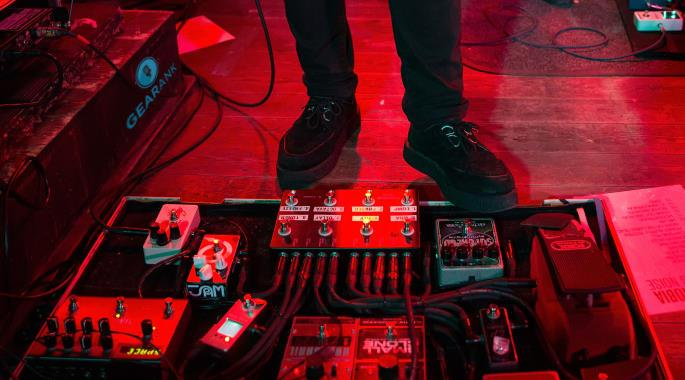 Guide to the Highest Rated Guitar Pedal Boards