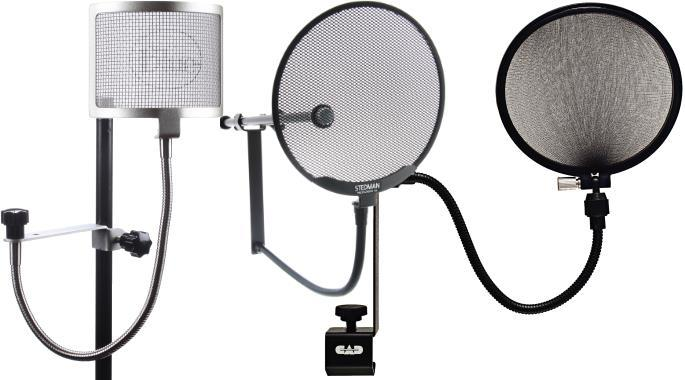 Microphone Pop Filters