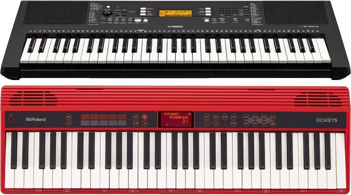 The Best Portable Keyboards - Under $500 with MIDI