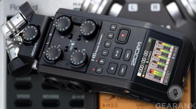 The Highest Rated Handheld Digital Recorders