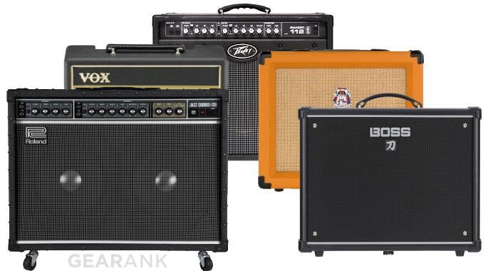 The Best Solid State Amps
