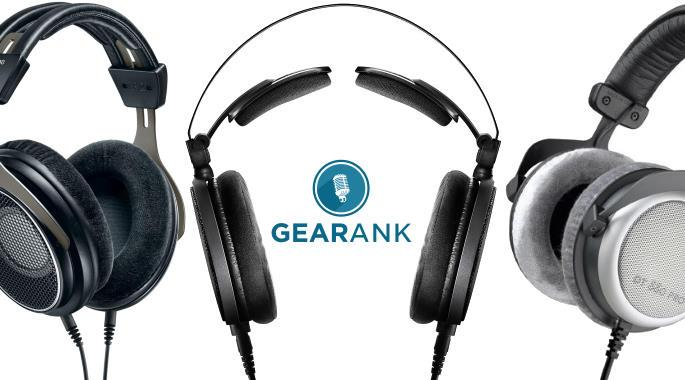 The Highest Rated Studio Headphones