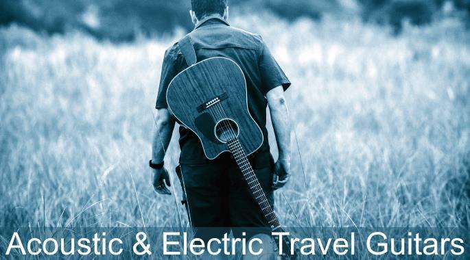 The Best Travel Guitars - Electric & Acoustic