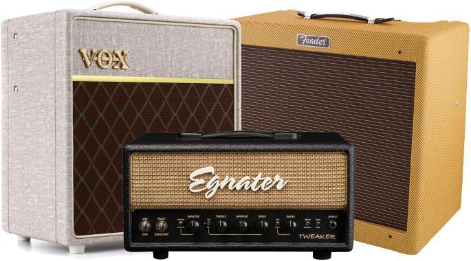 the best small low watt tube amps combo amp heads gearank. Black Bedroom Furniture Sets. Home Design Ideas