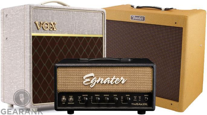 The Best Small / Low Watt Tube Amps - Combo & Amp Heads - 2019 | Gearank