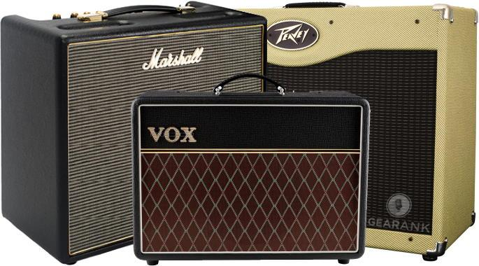 The Best Tube Amps For Guitar Combo 100 To 1000 2020 Gearank