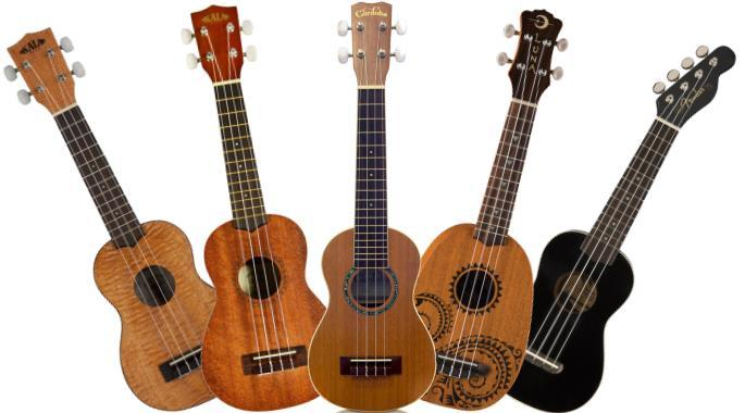 The Best Soprano Ukuleles - Regular & Pineapple Shaped | Gearank