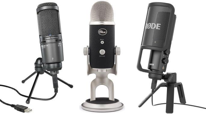 The Best Usb Microphones For Recording Amp Podcasting Gearank