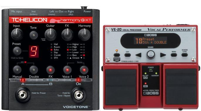 The Best Vocal Effects Pedal / Processor Guide