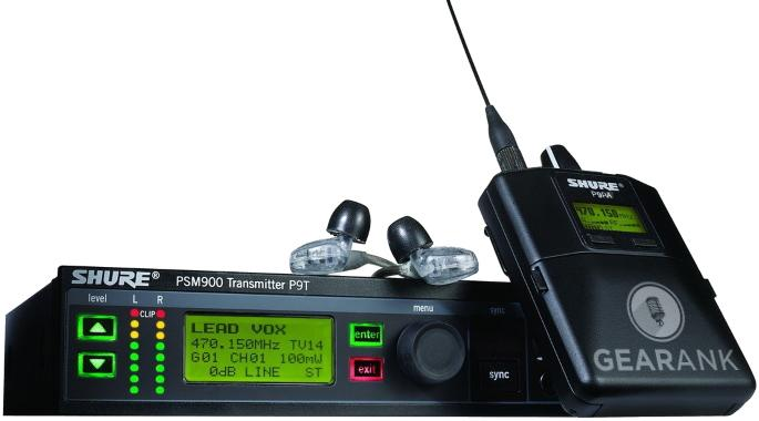 The Highest Rated In-Ear Monitor Systems