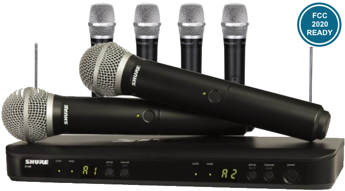 Best Handheld Mixers 2020 The Best Wireless Microphone System Guide   Handheld   2018 | Gearank