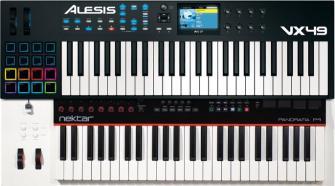 49 Key MIDI Controller Keyboards