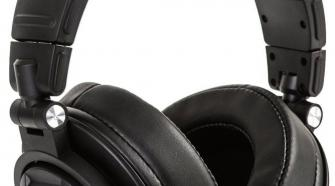 LyxPro HAS-30 Closed-back Headphones
