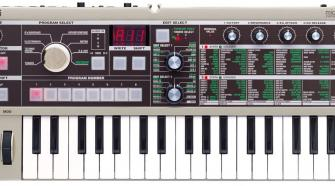 Korg microKORG Virtual Analog Digital Synthesizer with Vocoder