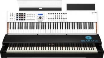 The Highest Rated 88 Key MIDI Controller Keyboards