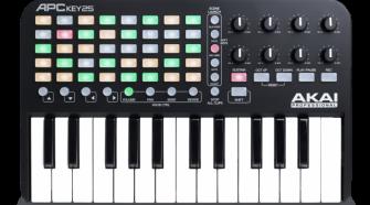 Akai APC Key 25 key MIDI Controller