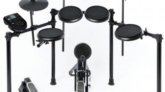 Alesis Nitro Kit - 8 Piece Electronic Drum Set