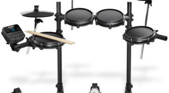 Alesis Turbo Mesh Kit - 7 Piece Electronic Drum Set