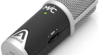 Apogee MiC 96k USB Condenser Microphone