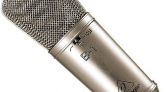 Behringer B-1 Large-Diaphragm Studio Condenser Microphone
