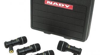 Nady DMK-5 Drum Microphone Kit