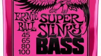 Ernie Ball 2834 Super Slinky Nickel Round Wound Bass Set