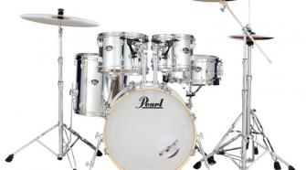 "Pearl Export EXX Standard 5-Piece Drum Set w/  22"" Kick"