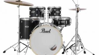 "Pearl Export EXX New Fusion 5-piece Drum Set w/ 22"" Kick"