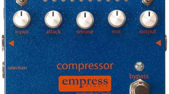 Empress Effects Analog Compressor Pedal