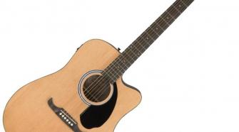 Fender FA-125CE 6-String Acoustic-Electric Guitar