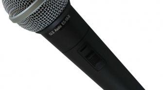 GLS Audio ES-58 Dynamic Microphone