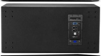 "JBL SRX828SP - 2000W Powered  Dual 18"" Subwoofer"